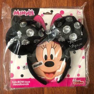 Minnie Mouse Fab-Bow-lous Headband
